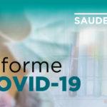 Boletim da Sesa confirma 1.309 novos casos da Covid-19