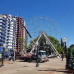 Crea-PR fiscaliza as instalações temporárias de Natal na região