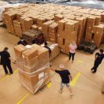 Começa a distribuição de 2,2 milhões de insumos para a vacinação no Paraná. Pato Branco receberá 49.000 unidades