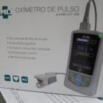 Saúde recebe doação de oxímetros da empresa pato-branquense Inplasul
